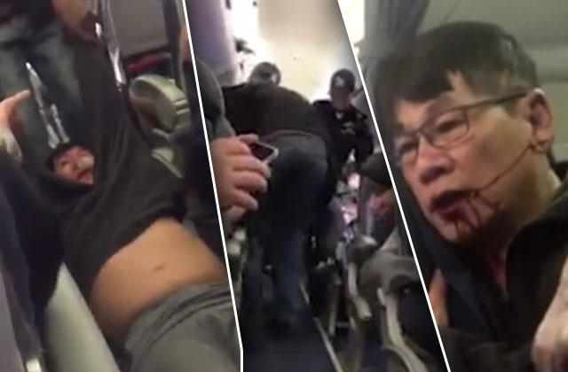//united airlines passenger dragged pp