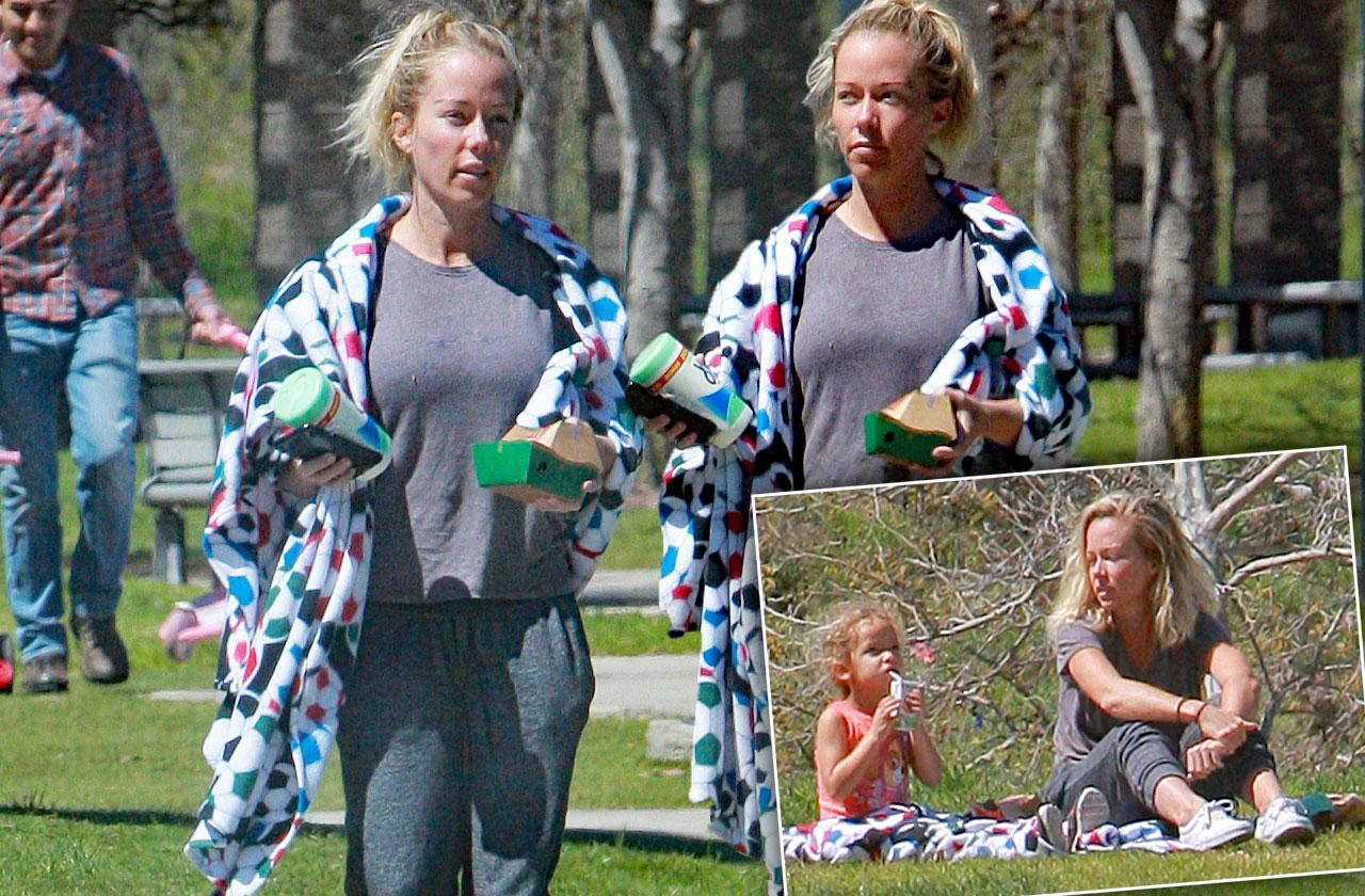 Kendra Wilkinson Disheveled Hank Baskett Divorce Rumors