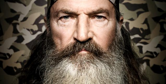 //phil robertson a e caves