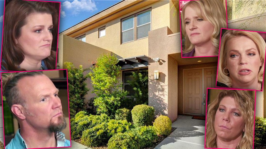 Kody Brown Sister Wives Slash Vegas Home Price Money Troubles