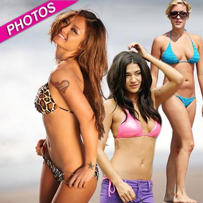 //spots bikini babes post
