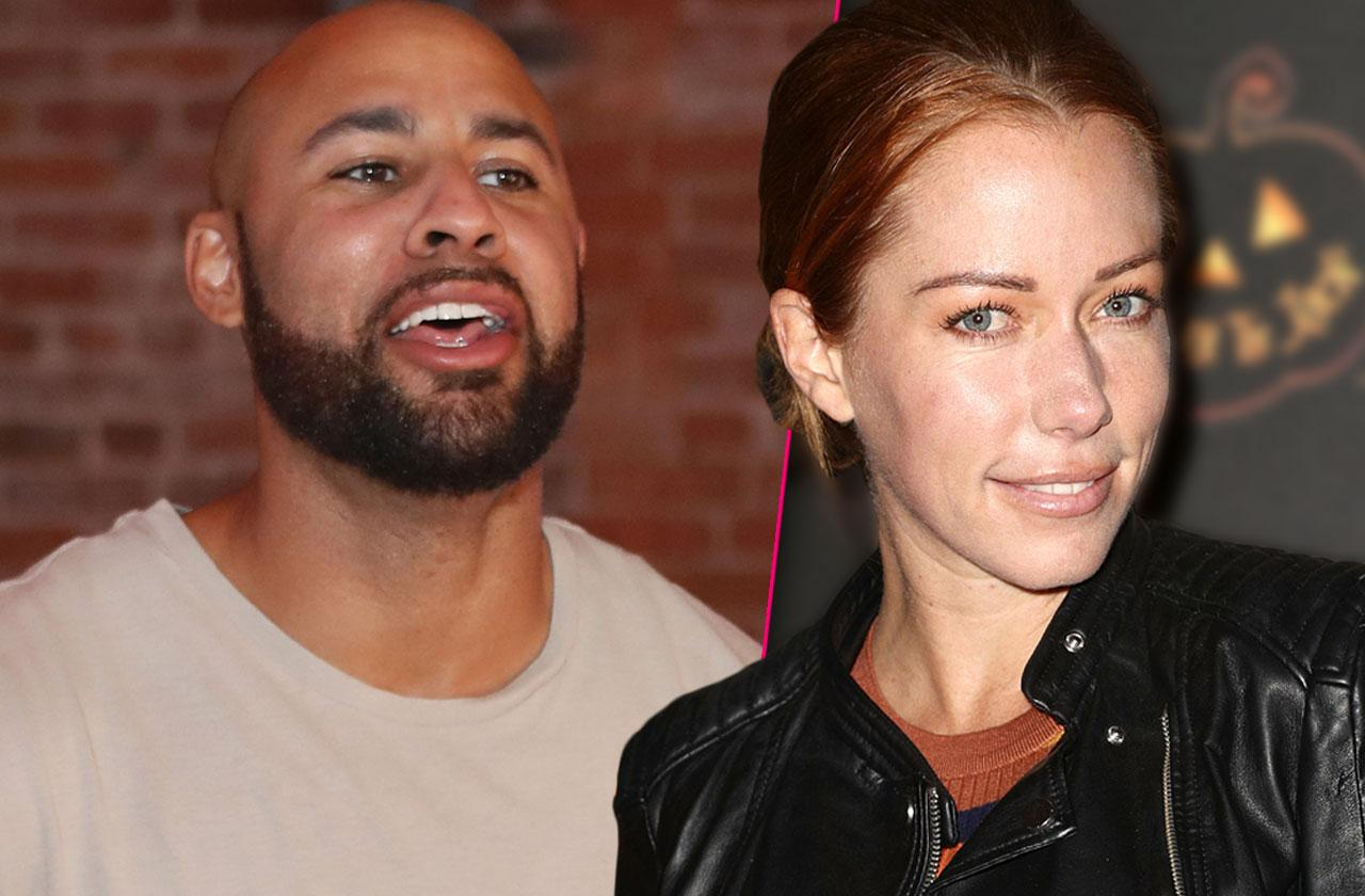 Kendra Wilkinson Hank Baskett Settle Divorce