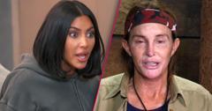 Kim Kardashian Shocked Inset Caitlyn Jenner on 'I'm A Celebrity'