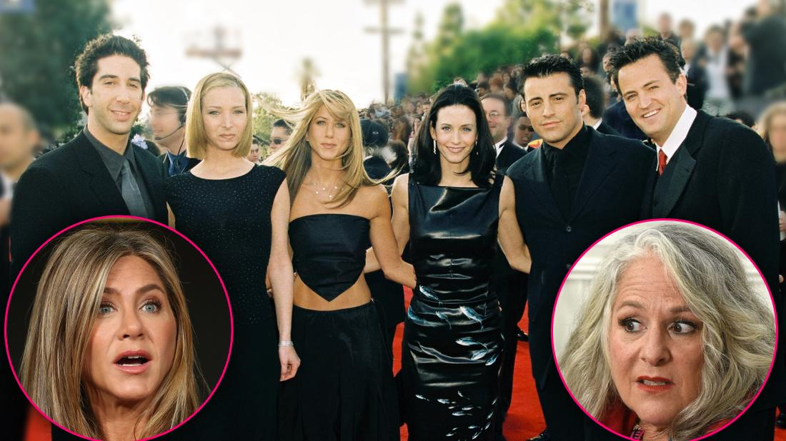 Jennifer Aniston's Feud With 'Friends' Creator Could Torpedo Reunion