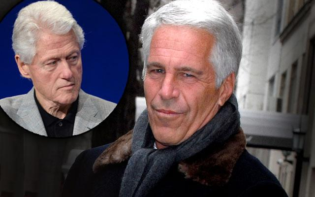 Bill Clinton Pedophile Pal Jeffrey Epstein Cops Return Sex Videos Nude Pics