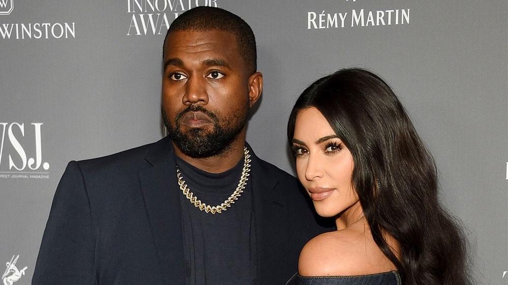 Kim Kardashian and Kanye West Are 'Living Separate Lives' Amid Divorce Rumors