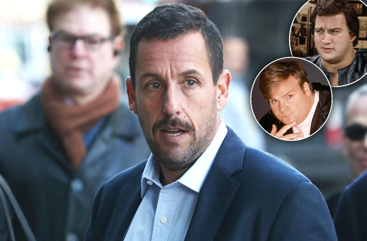 Adam Sandler Reveals Chris Farley Die Young John Belushi