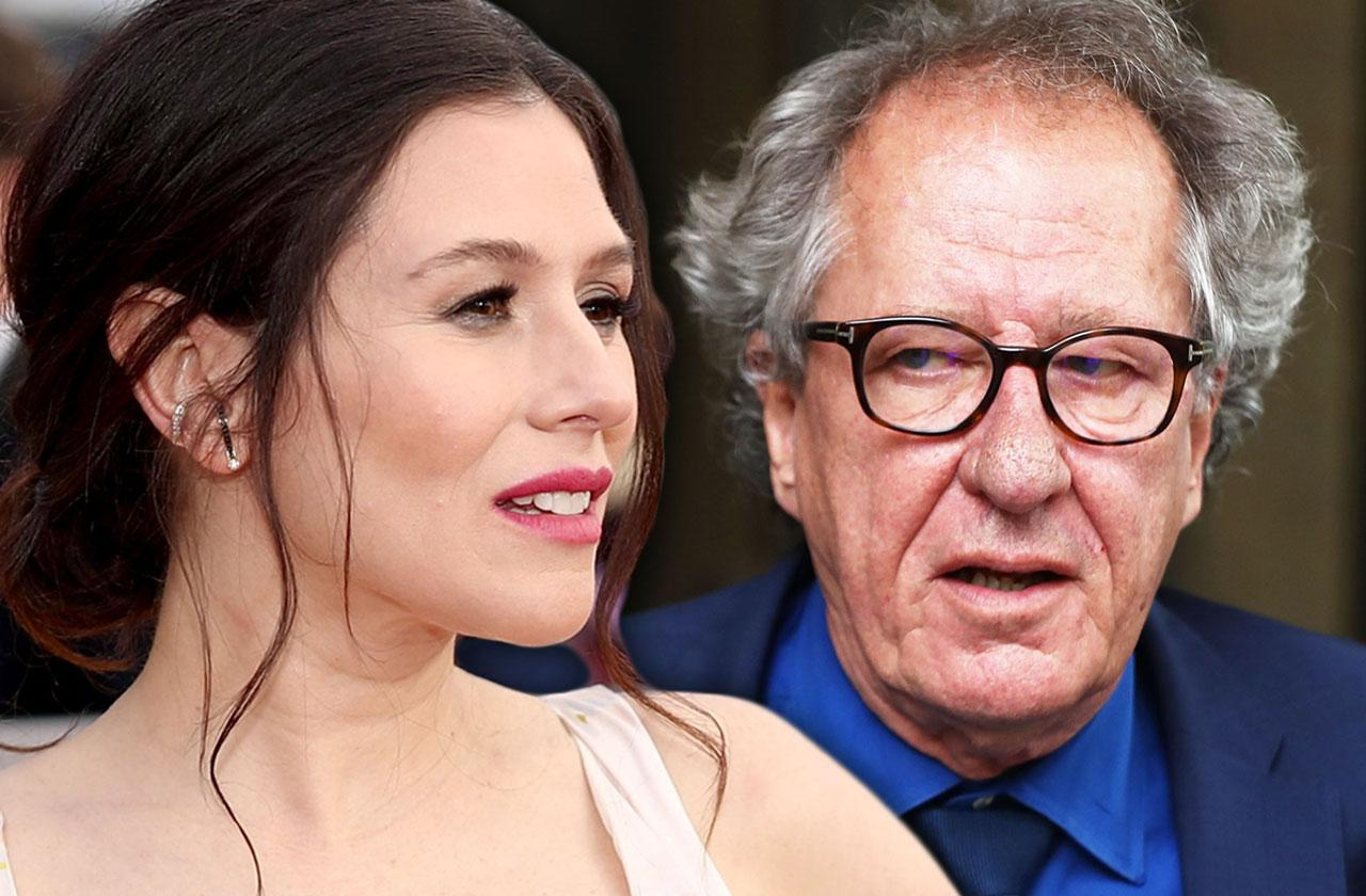 OITNB Yael Stone Accuses Geoffrey Rush Sexual Misconduct