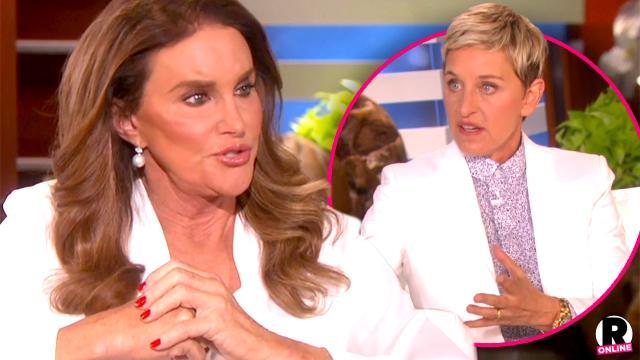 Caitlyn Jenner Ellen DeGeneres Gay Marriage