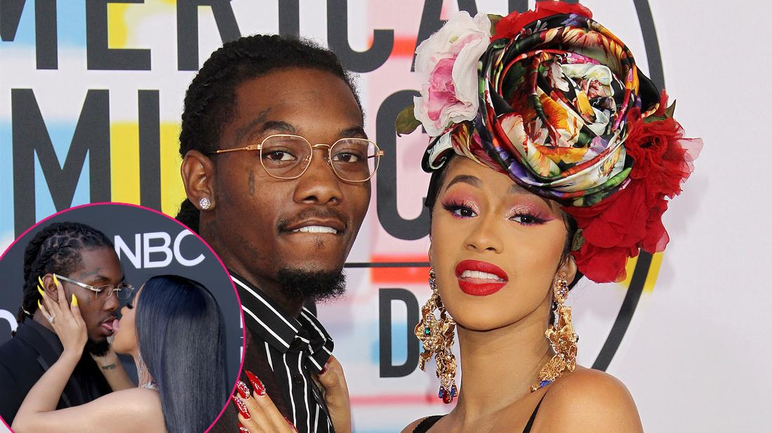 Cardi B Explains Why She Forgave Husband Offset After He Cheated