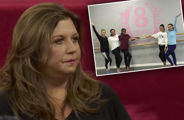 //abby lee miller dancers leave fraud sentencing dance moms pp