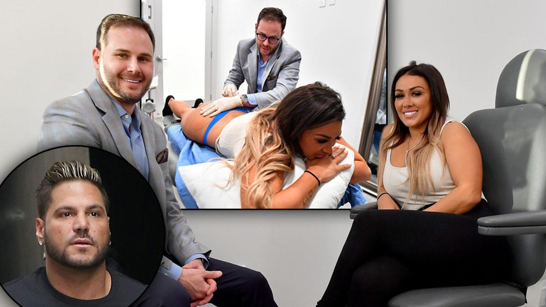 Jen Harley Gets Makeover & Butt Lift After Ronnie Ortiz-Magro Split