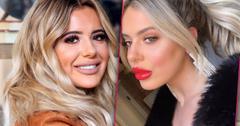 kim zolciak daughter brielle plump lips backlash