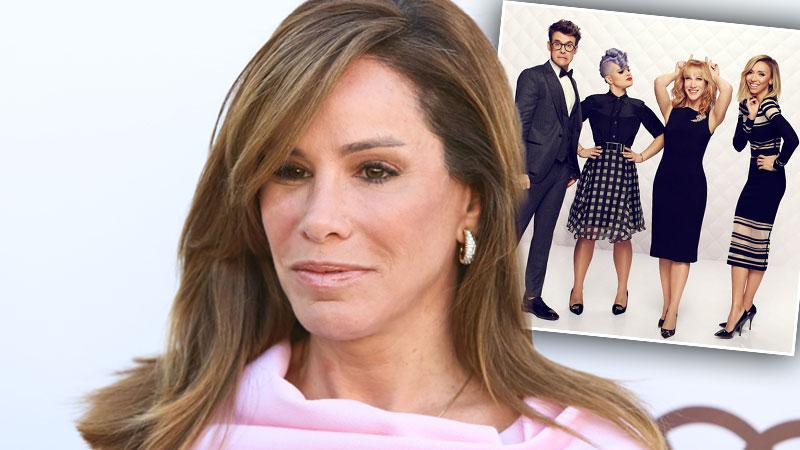 Melissa Rivers 'Fashion Police' Host