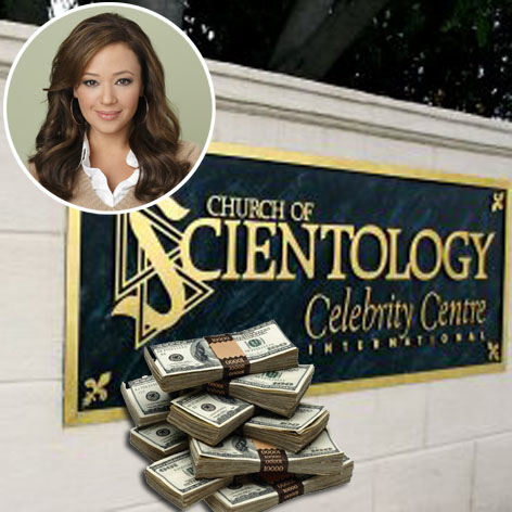 //leah remini scientology square getty