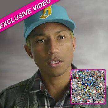 //pharrell bottles shft video