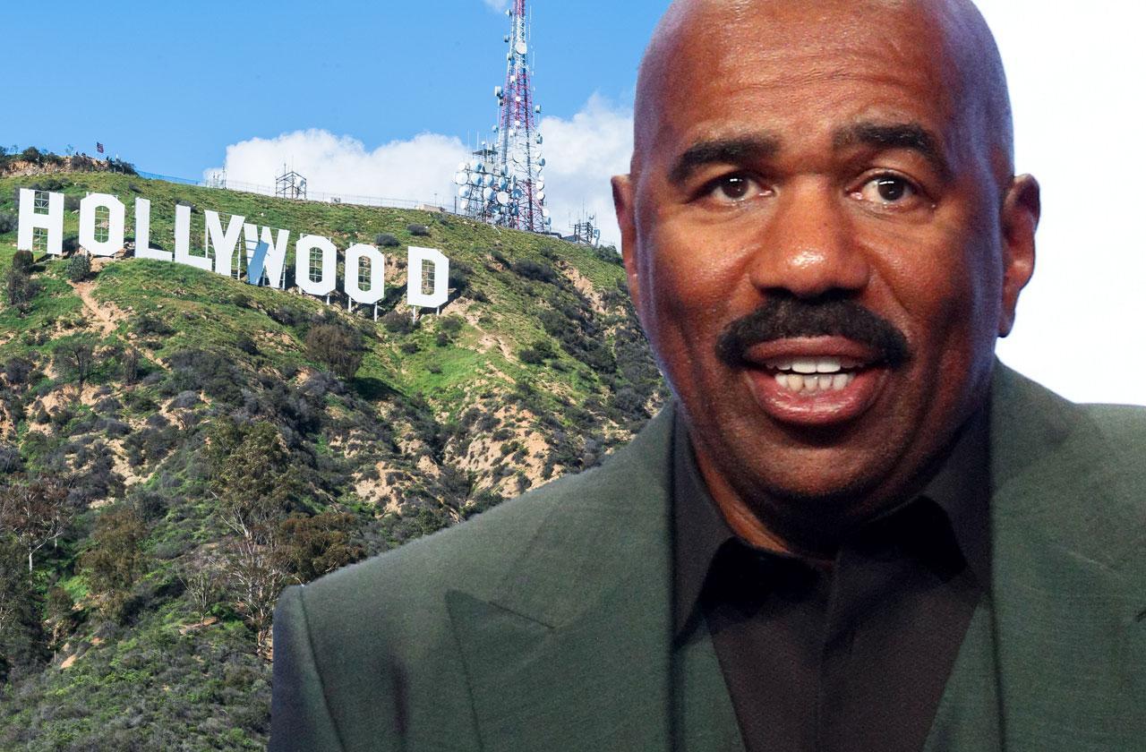 //steve harvey hated hollywood shunned scandal pp
