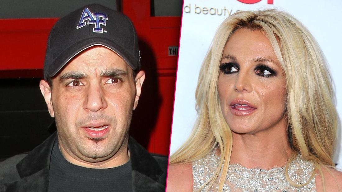 Britney Spears Sam Lutfi Restraining Order