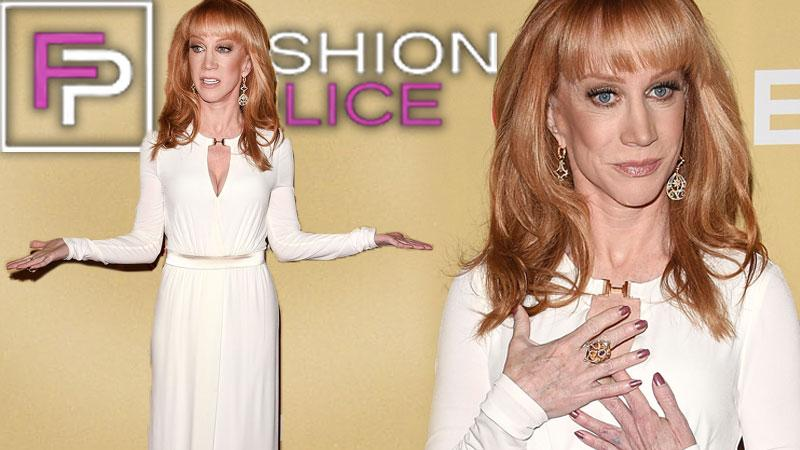 Fashion Police Writer Calls Kathy Griffin Horrible Human Being