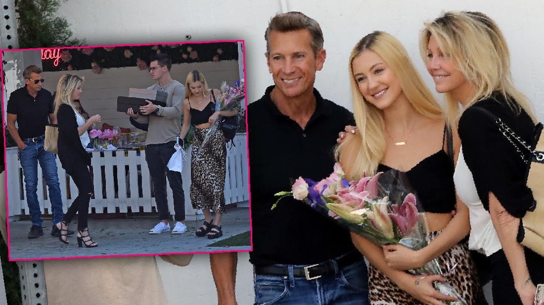 Heather Locklear Celebrates Daughter's Birthday