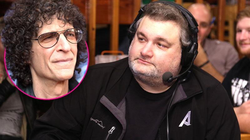 Artie Lange Howard Stern