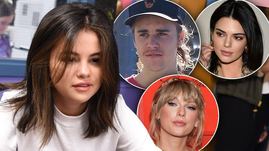 Snubs, Slams & Social Media Mayhem! Selena Gomez's Nastiest Feuds
