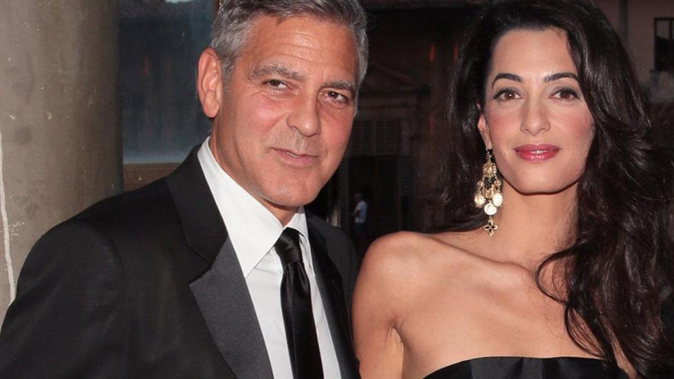 //clooney and amal pp