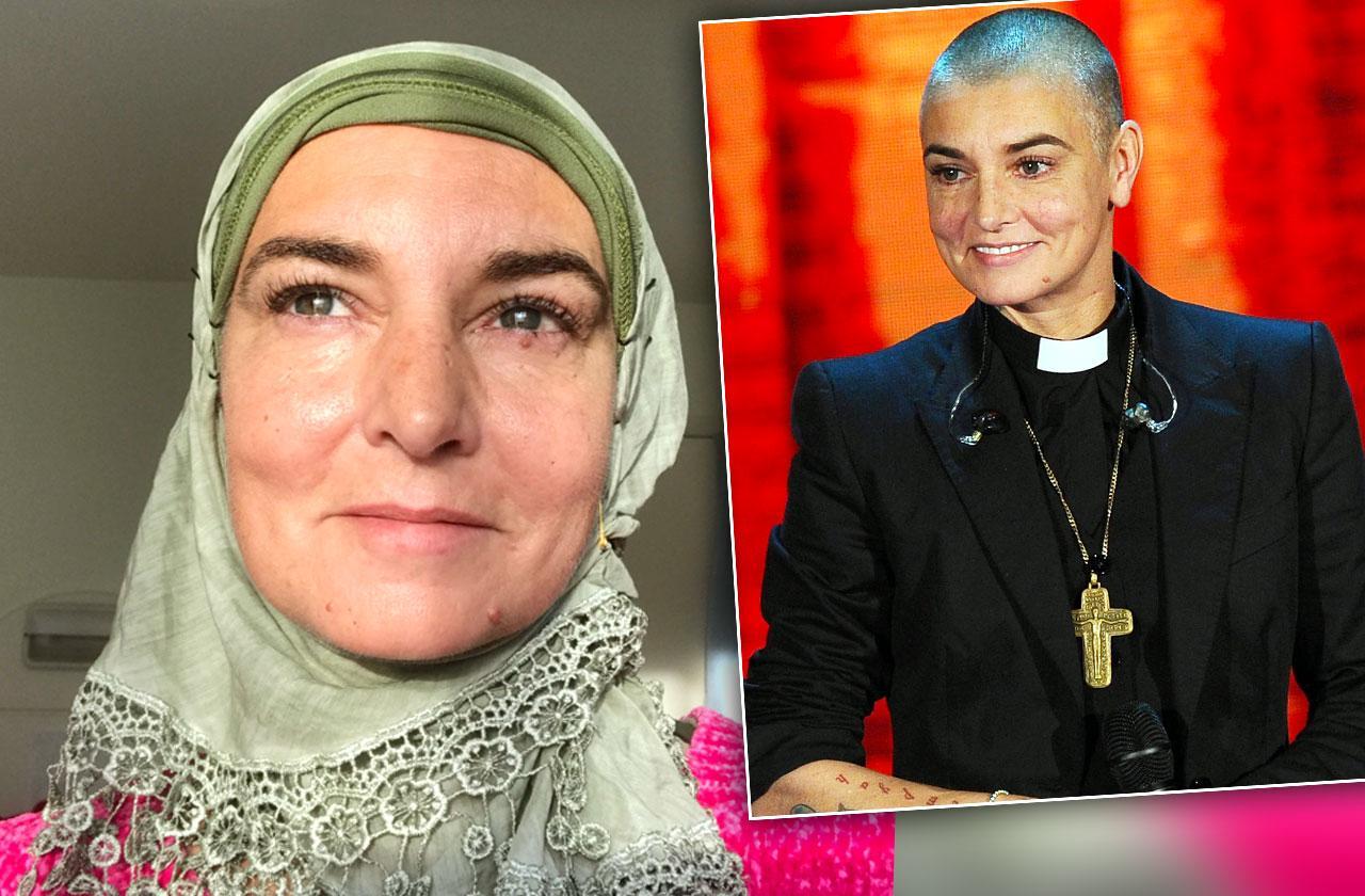 //sinead o connor converts islam muslim catholicism suicide mental breakdown pp