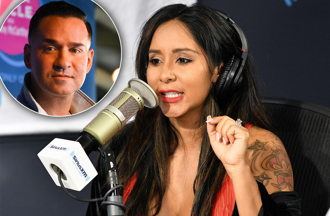Snooki Freaking Out Mike The Situation Sentencing