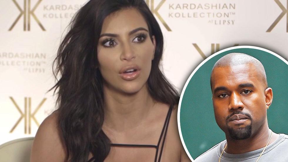 //kim kardashian admits pregnant kanye west