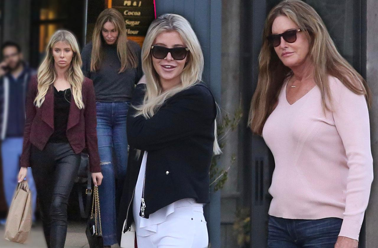 //caitlyn jenner allowance spending massive money girlfriend sophia hutchins pp
