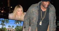 //lamar odom khloe kardashian divorce selling florida house broke money pp