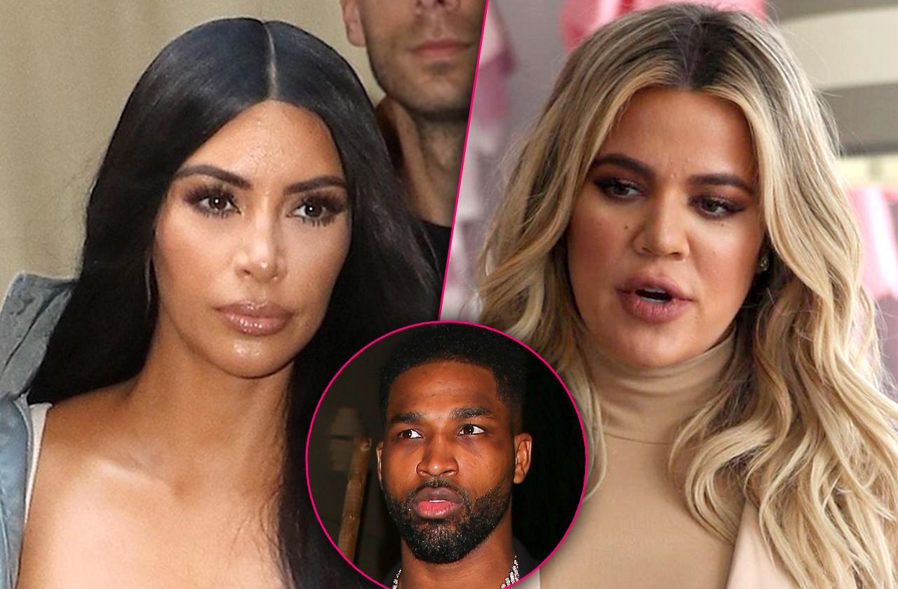 Kim Kardashian Khloe Kardashian Dont Marry Tristan Thompson