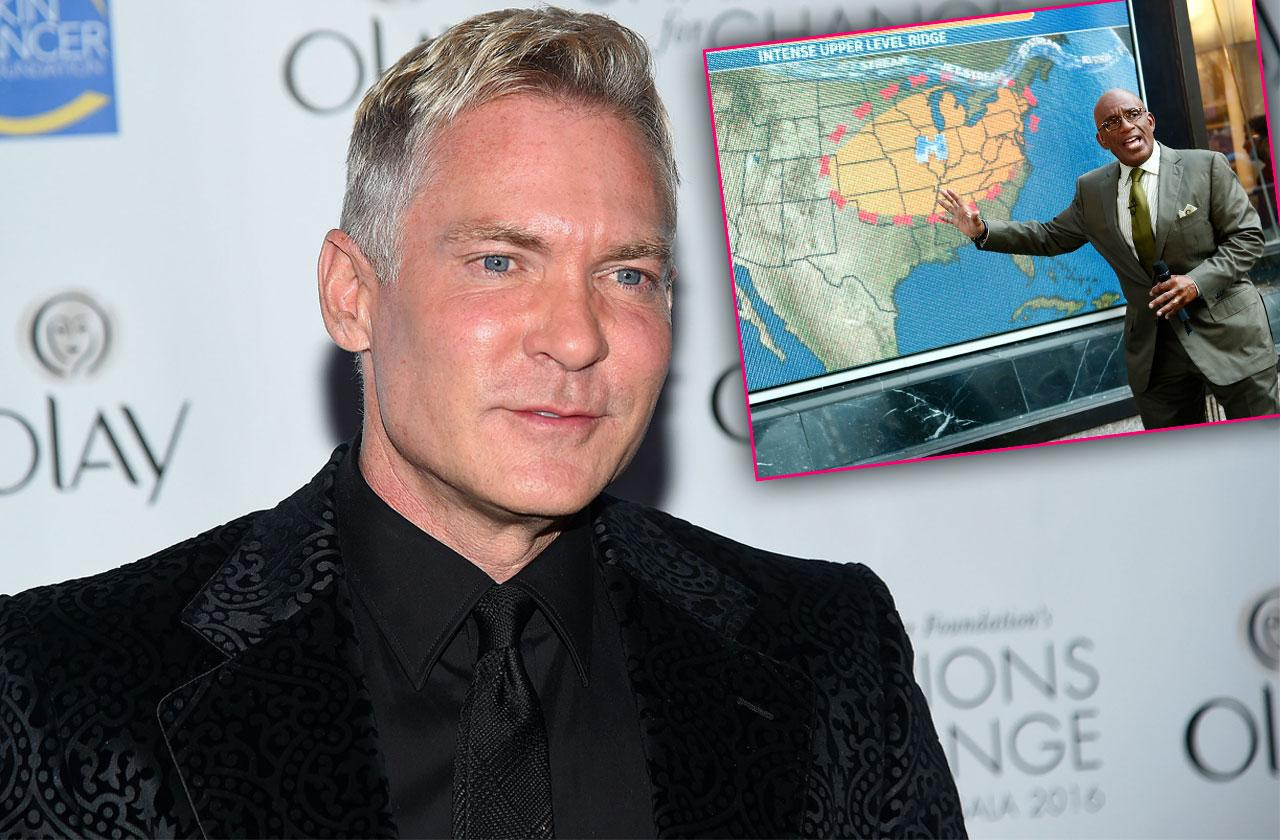 sam champion replace al roker today weather anchor bitter battle