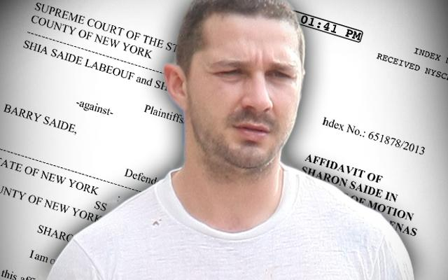 Shia LaBeouf Attempts To Collect $800,000 Debt From Uncle