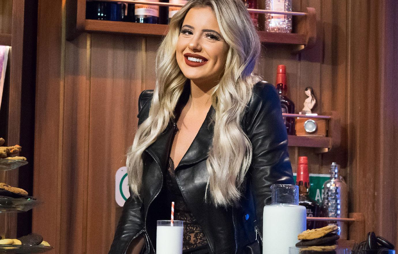 Brielle Biermann Leaves Kim Zolciak Home First Apartment