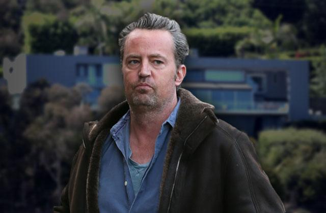 Matthew Perry Relapse Fears Sober House