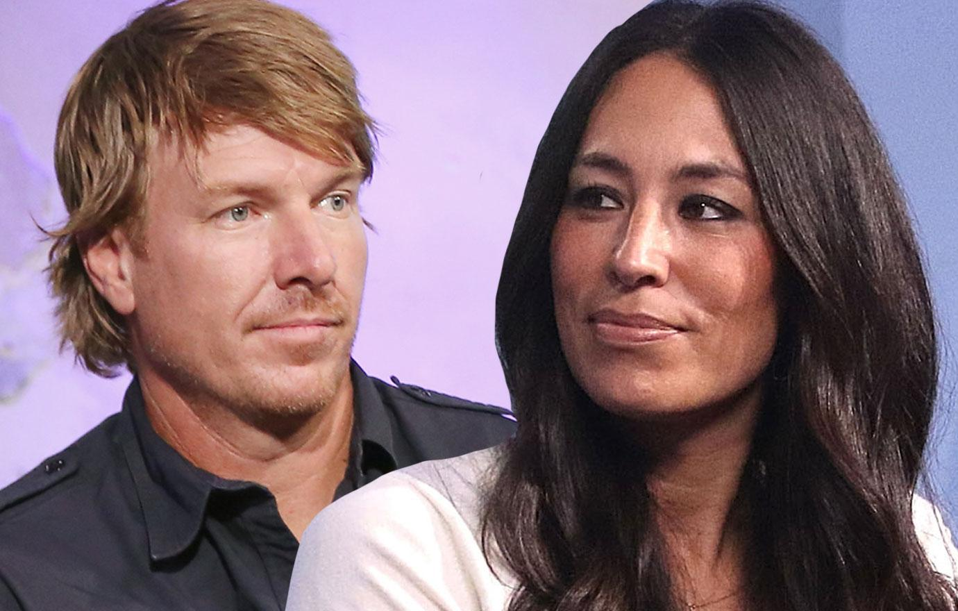 Fixer Upper's Chip Gaines Denies Divorce Rumors Via Twitter