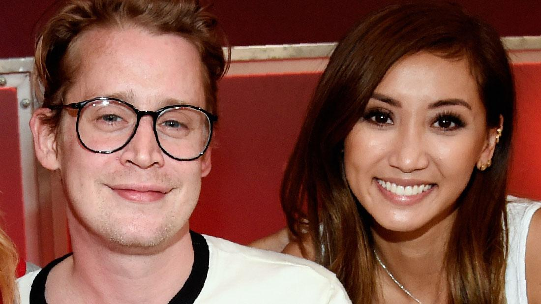 Macaulay Culkin And Galpal Brenda Song Hunt For House