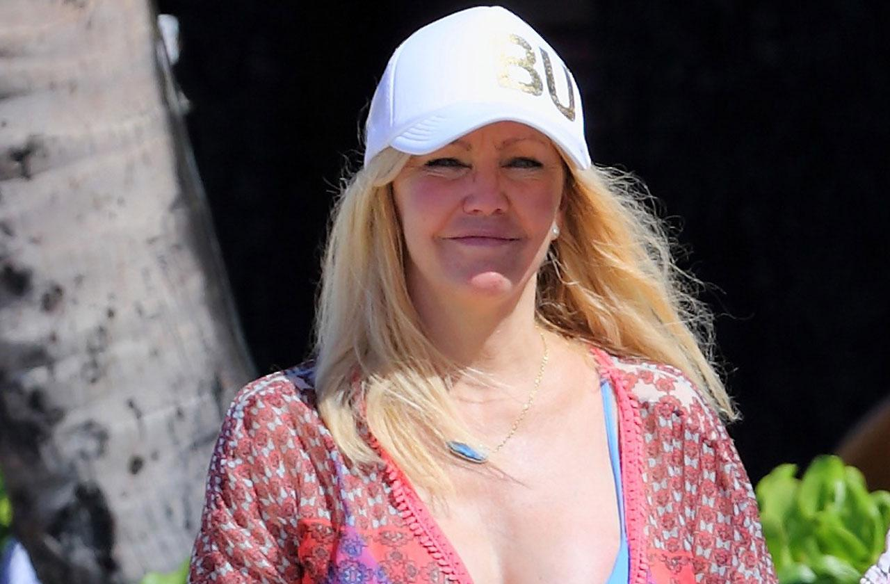 Heather Locklear Shopping Addiction