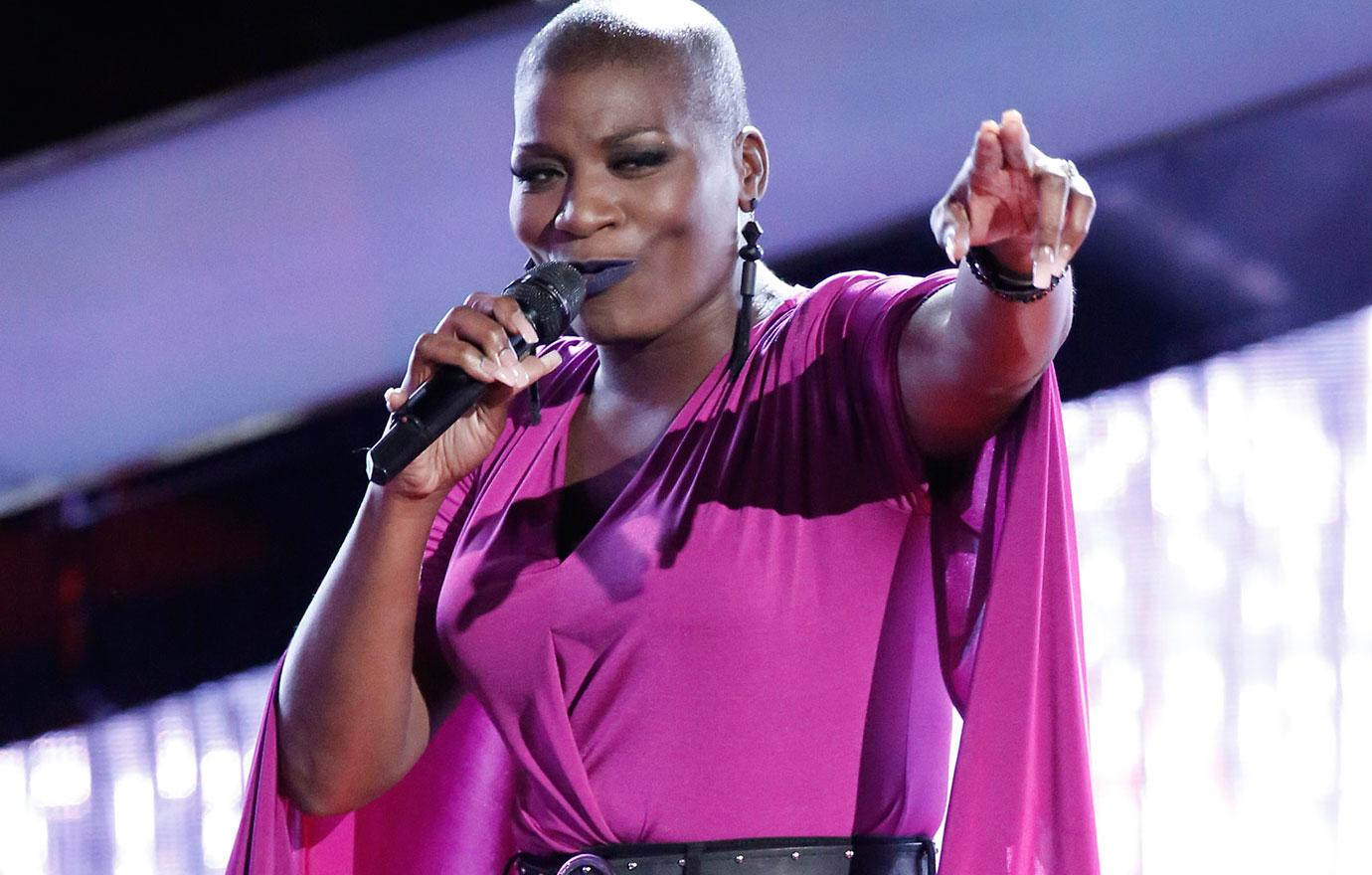 Janice Freeman The Voice Contestant Dies