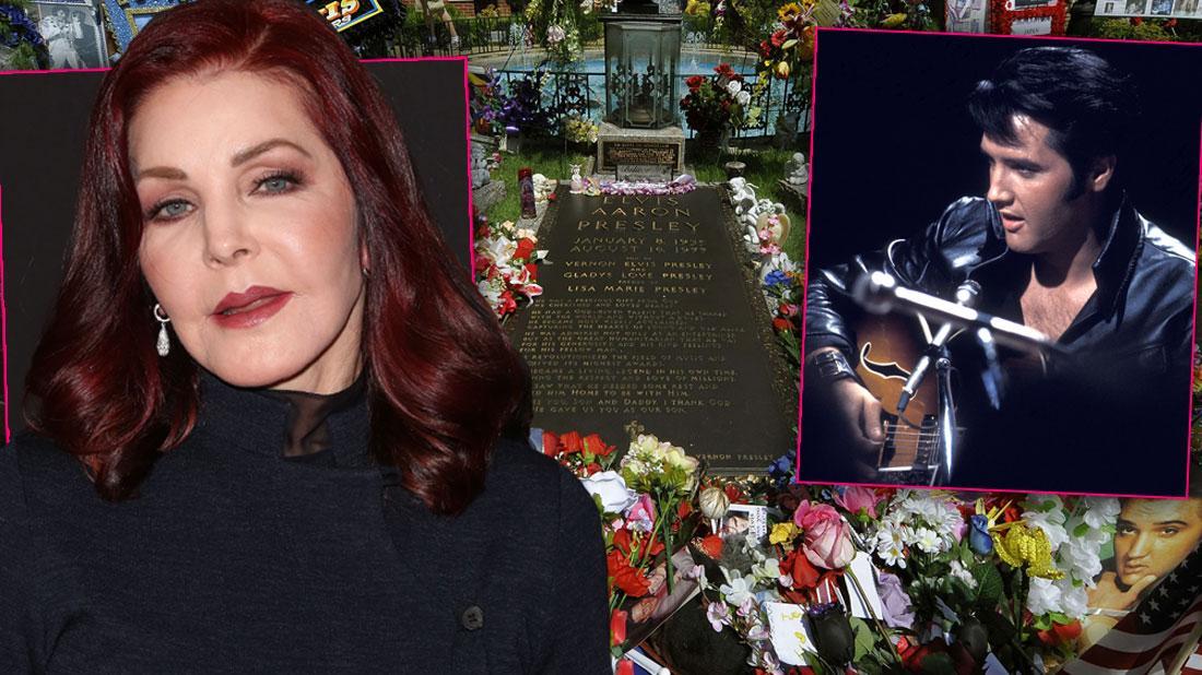 Priscilla Presley Plans Her Own Funeral At Graceland