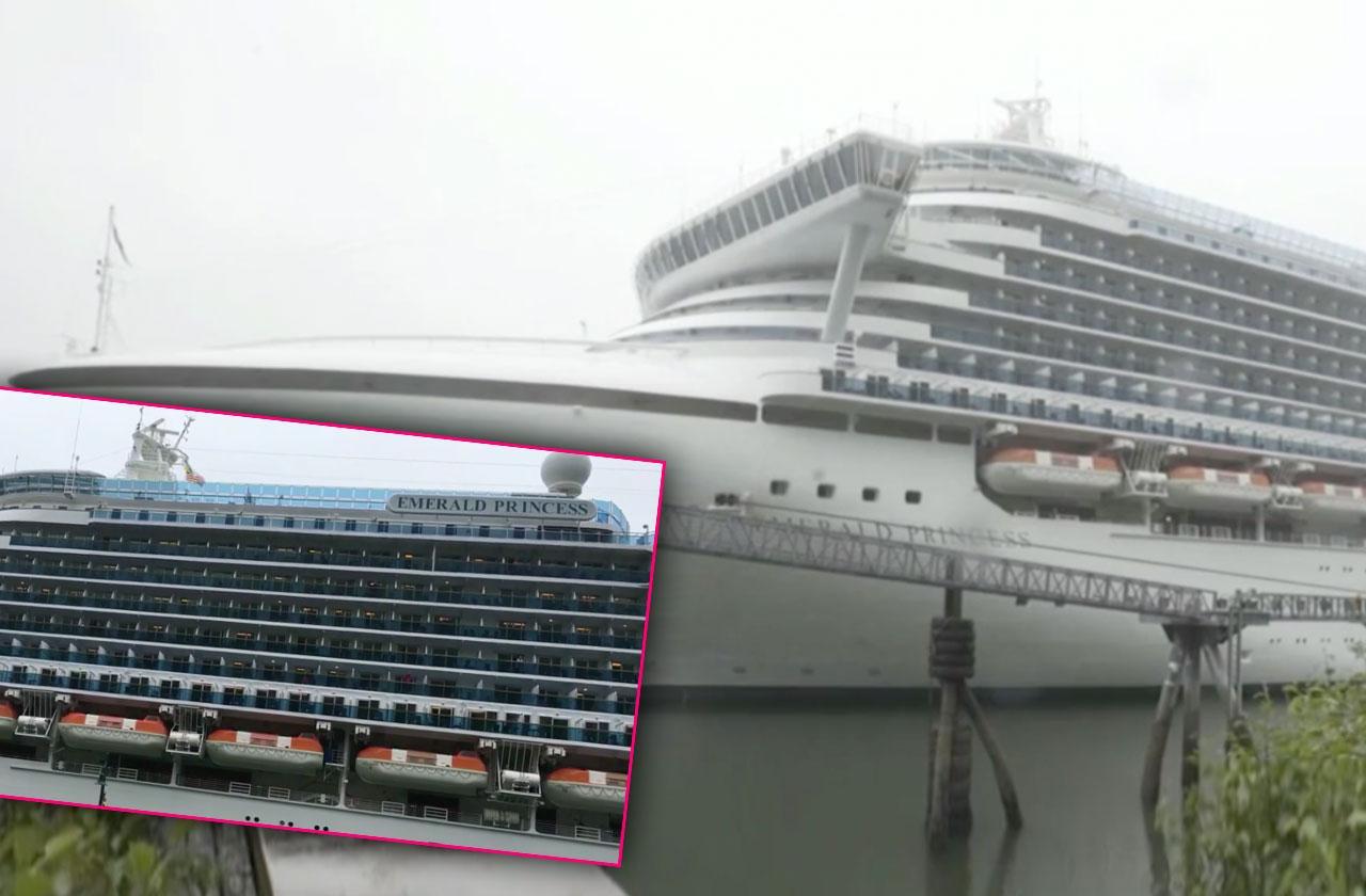 Princess Cruise Ship Death FBI Man Arrested