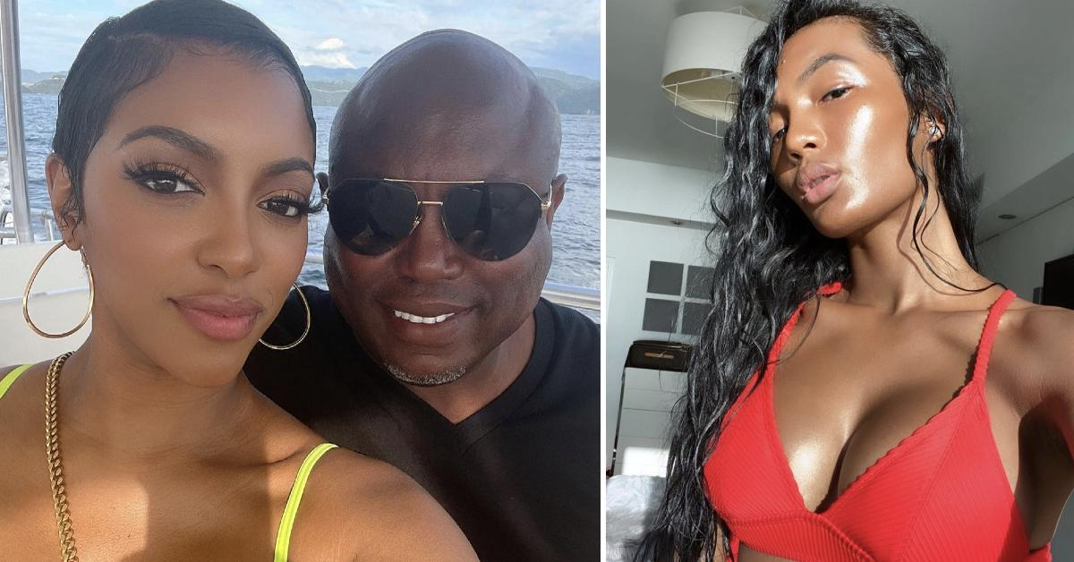 rhoa porsha williams fiance simon falynn cheated multiple men divorce pp