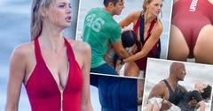 //baywatch shirtless zac efron kelly rohrbach bikini cleavage pp