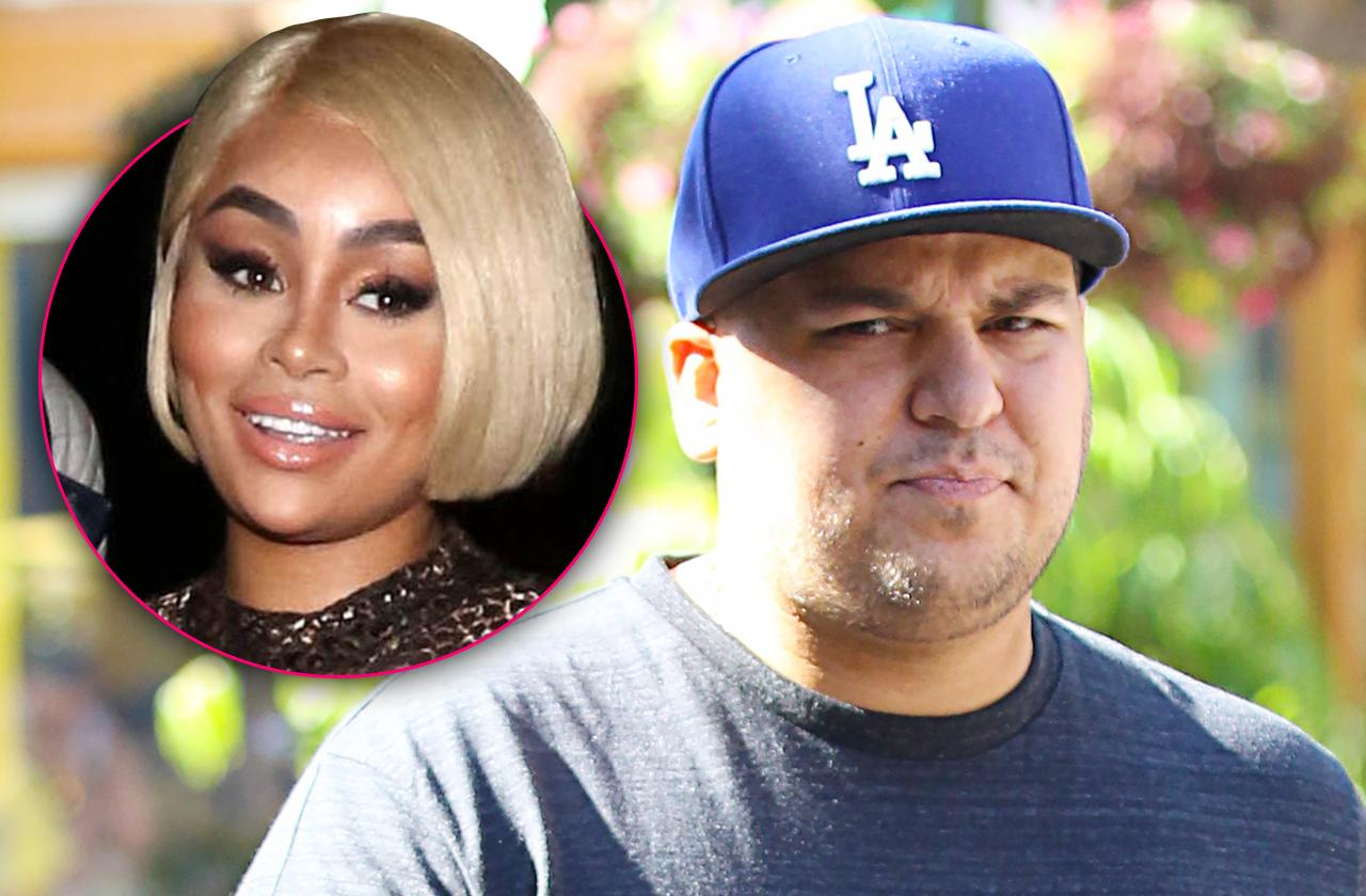 Rob Kardashian's Relatives Sick Of His Money Troubles Amid Divorce From Blac Chyna