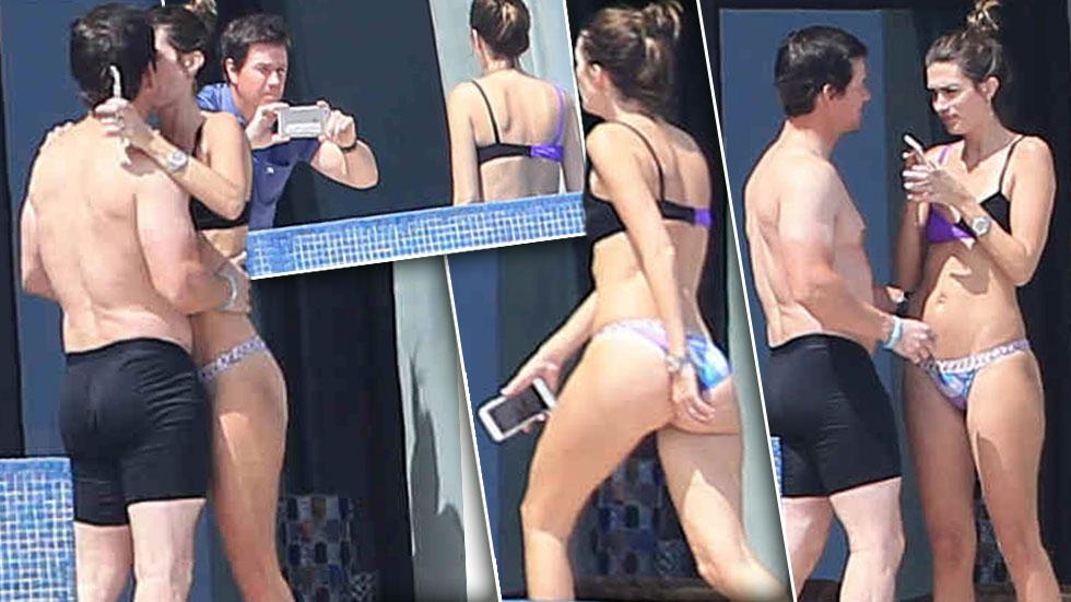 Mark Wahlberg Shirtless Mexico