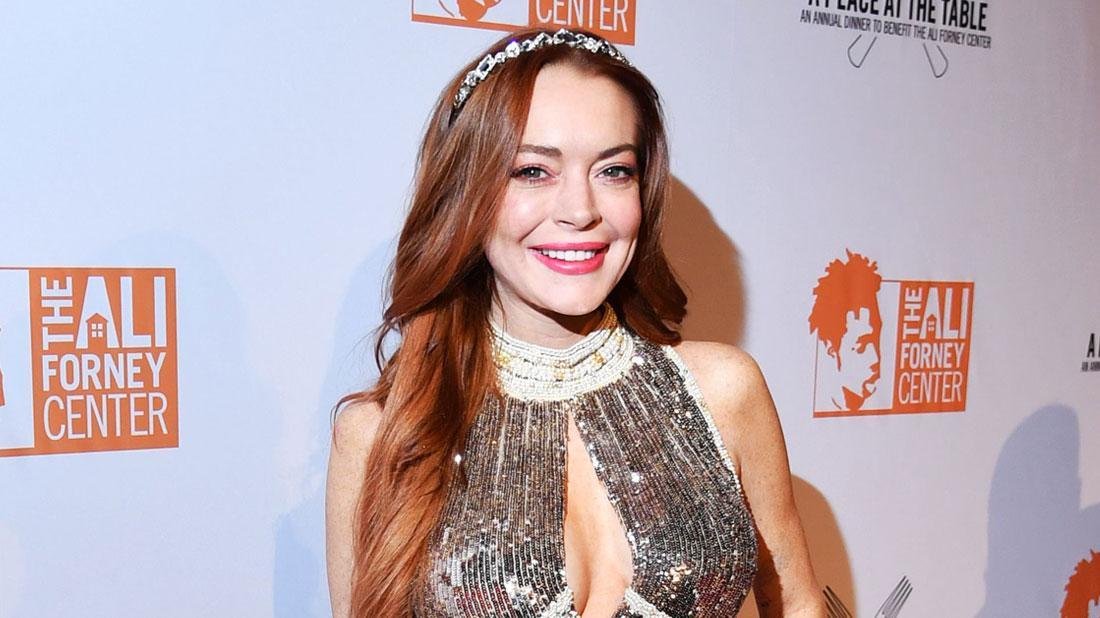 Lindsay Lohan Says She's Releasing New Music Album In February