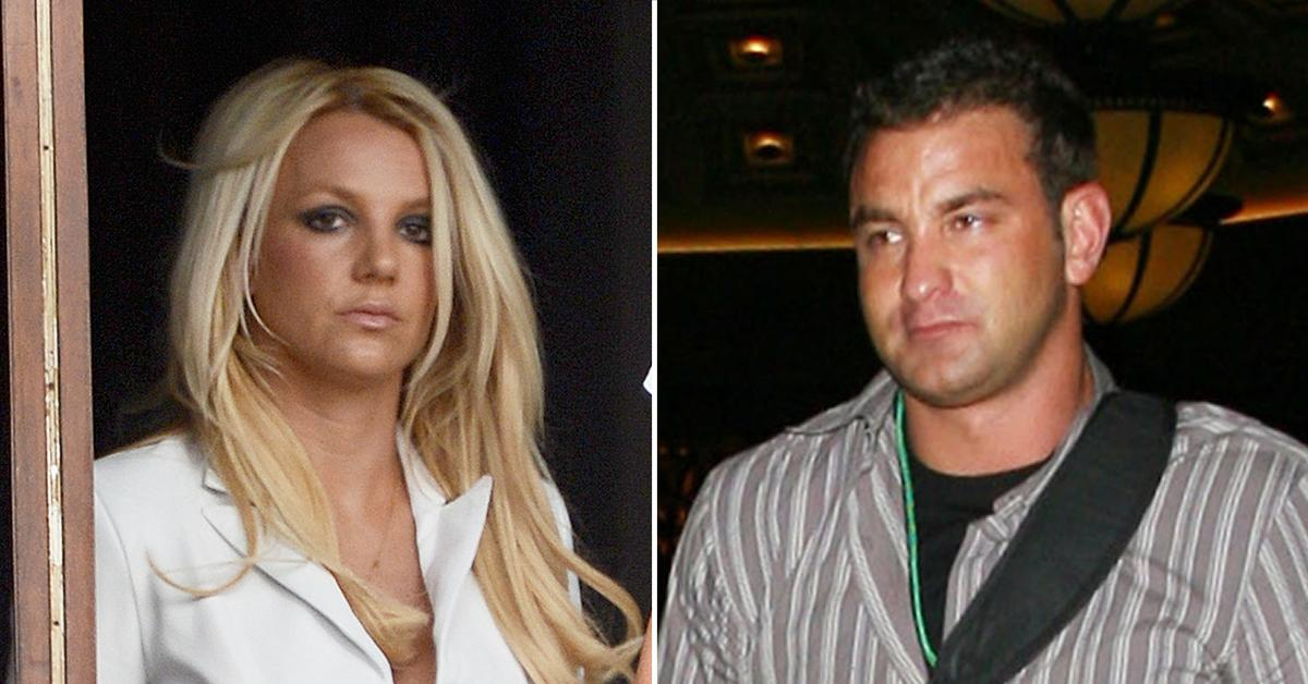 britney spears brother bryan seen first time potos phone call conservatorship hearing