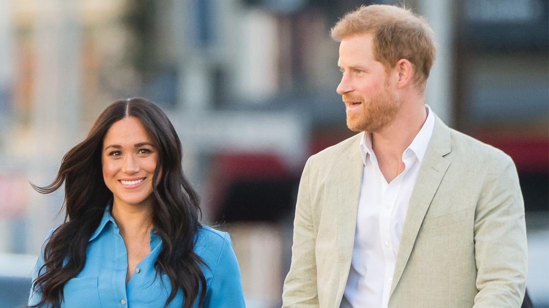 Harry & Meghan Confirm North America Move, 'Intend To Step Back' From Royal Family